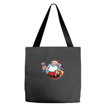 Xmas Boy Christmas Tote Bags Designed By Blackstone