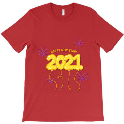 New 2021 Year T-shirt Designed By Şen