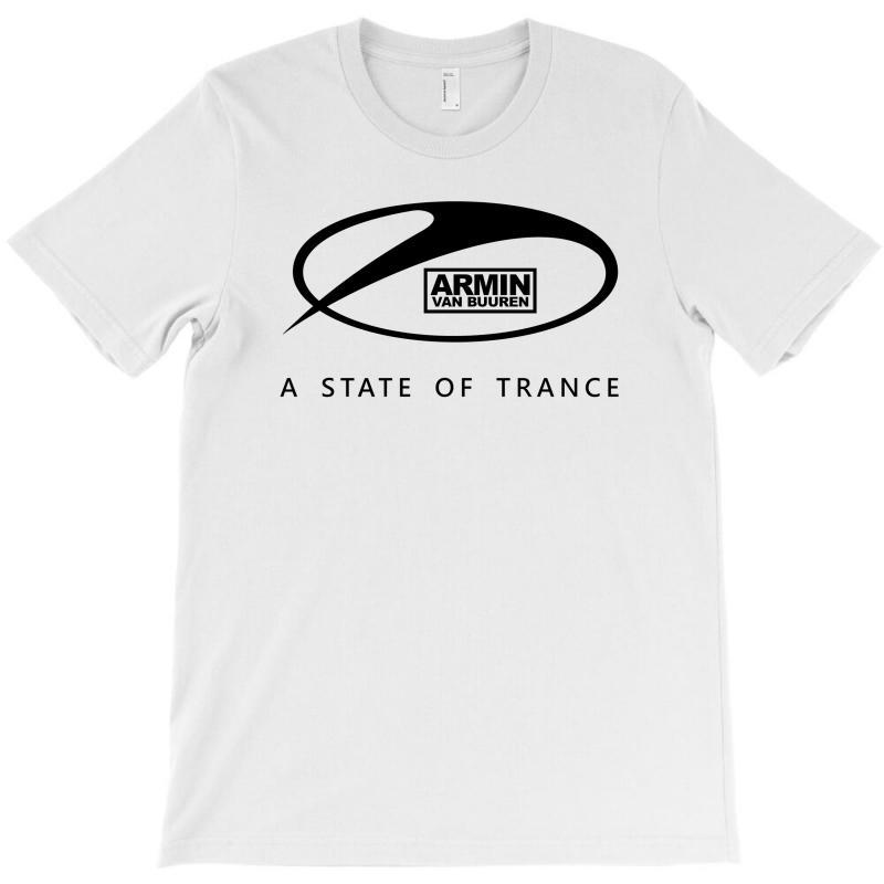 New Dj Armin Van Buuren A State Of Trance T-shirt   Artistshot
