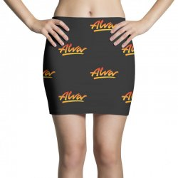 new alva skateboard skate decks logo Mini Skirts | Artistshot