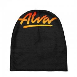 new alva skateboard skate decks logo Baby Beanies | Artistshot