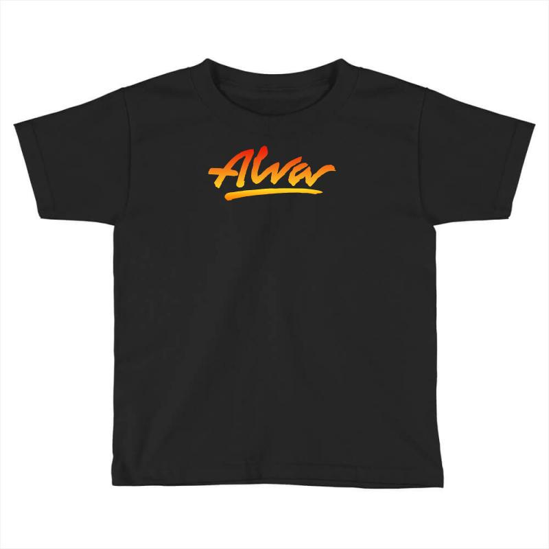 New Alva Skateboard Skate Decks Logo Toddler T-shirt | Artistshot