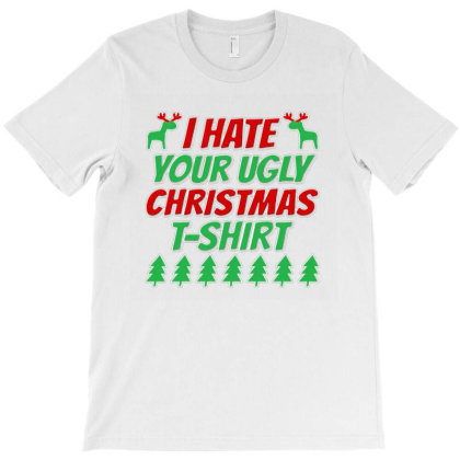 I Hate Your T-shirt Designed By Madumangsa
