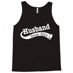 Husband Since 2014 Tank Top | Artistshot