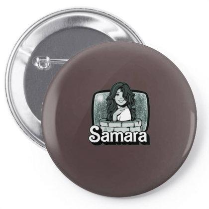 Samara Pin-back Button Designed By Blackstone