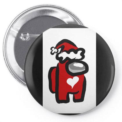 Among Us Pin-back Button Designed By Gokul2410