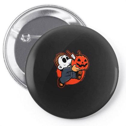 Super Slasher Bros Pin-back Button Designed By Blackstone