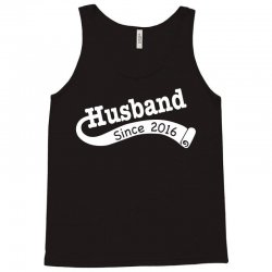 husband since 2016 Tank Top | Artistshot