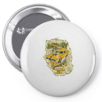 Mercury Car Pin-back Button Designed By Estore