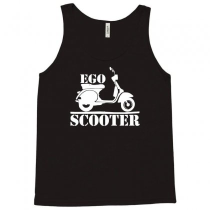 Ego Scooter  Funny Tank Top Designed By Henz Art