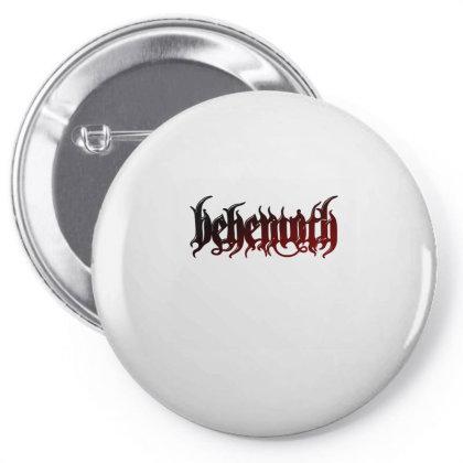 Behemoth T Shirt Pin-back Button Designed By Blackheart