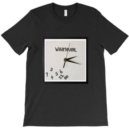 Whatever T-shirt Designed By Manyprints