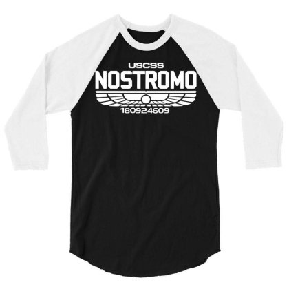 Nostromo 3/4 Sleeve Shirt Designed By Lyly
