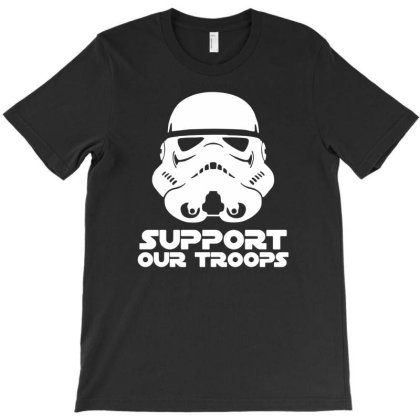 Support Our Troops T-shirt Designed By Lyly