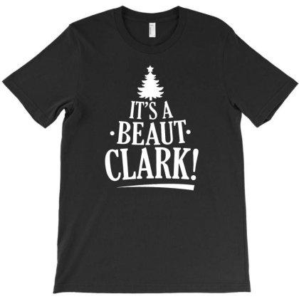 Ts A Beaut Clark T-shirt Designed By Lyly