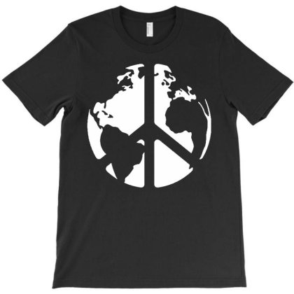 World Peace T-shirt Designed By Lyly