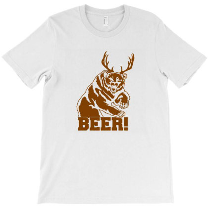 Macs Bear T-shirt Designed By Dyona Asmarani