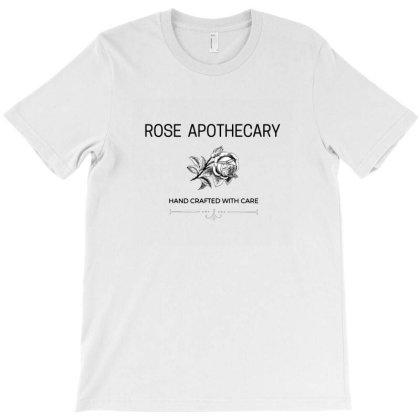 Rose Apothecary Logo T-shirt Designed By Dyona Asmarani