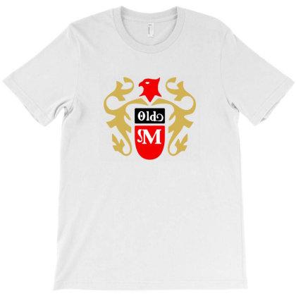 Old Milwaukee Beer Logo T-shirt Designed By Dyona Asmarani