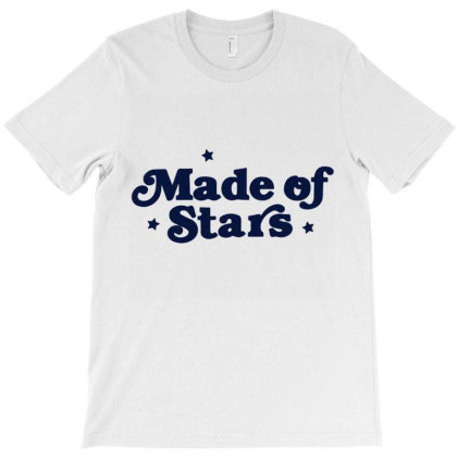 Made Of Star T-shirt Designed By Bernstinekelly
