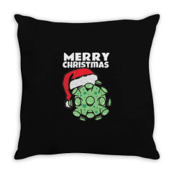 Merry Christmas Corr Roo Na Throw Pillow Designed By Bernstinekelly