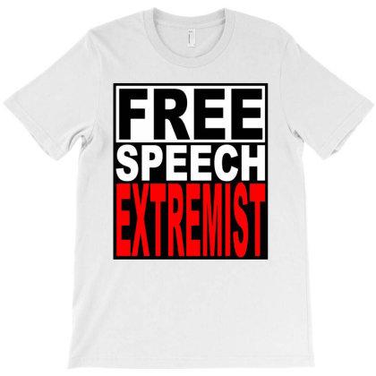 Free Speech T-shirt Designed By Dyona Asmarani