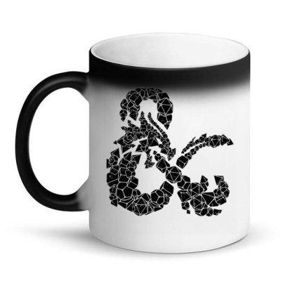 Dice Dragon Magic Mug Designed By Koopshawneen