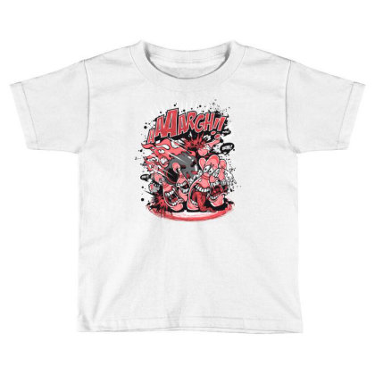 Bowling Toddler T-shirt Designed By Chiks