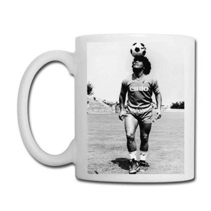Diego Armando Maradona Napoli Calcio Coffee Mug Designed By Jurdex Tees