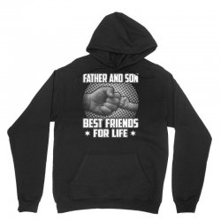 Father and son Best friends for life - Fathers day Unisex Hoodie | Artistshot