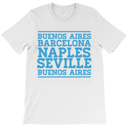 Buenos Aires T-shirt Designed By Fahmifutri