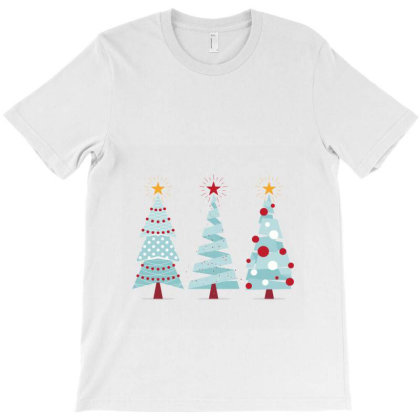 Christmas Tree T-shirt Designed By Şen