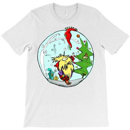 Christmas Gnome T-shirt Designed By Badaudesign