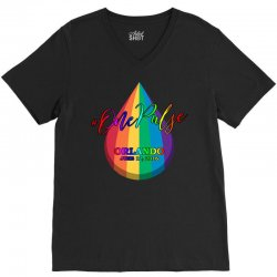 one pulse orlando V-Neck Tee | Artistshot