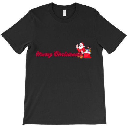 Merry Christmas T-shirt Designed By Şen