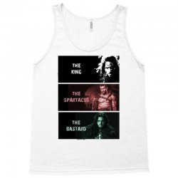 the king the spartacus the bastard Tank Top | Artistshot