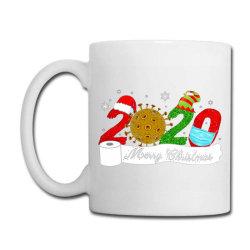 Quarantine Christmas Merry Christmas 2020 Coffee Mug Designed By Blackfire