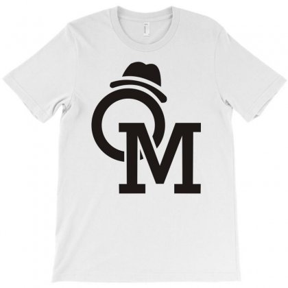 Olly Murs Hat Om Tour X Factor Logo  Unisex Quality Pop T-shirt Designed By Jafarnr1966