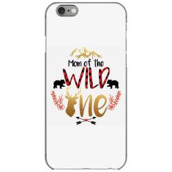 Mom Of The Wild One iPhone 6/6s Case | Artistshot