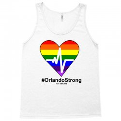 One Pulse Orlando June 12, 2016 - Orlando Strong Tank Top | Artistshot