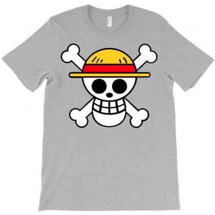 One Piece Anime T-shirt Designed By Jafarnr1966
