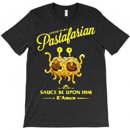 Original Pastafarian Volume 2 1 T-shirt Designed By Jafarnr1966