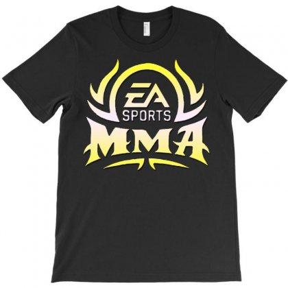 Origin8   Mma Sport T-shirt Designed By Jafarnr1966