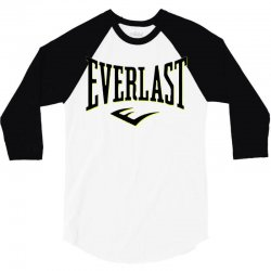 origin8   everlast sport 3/4 Sleeve Shirt | Artistshot