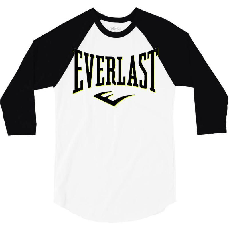 Origin8   Everlast Sport 3/4 Sleeve Shirt | Artistshot
