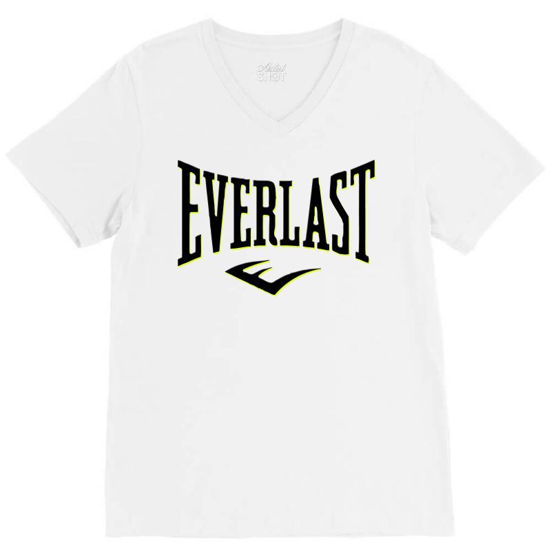 Origin8   Everlast Sport V-neck Tee | Artistshot