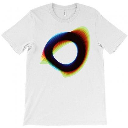 Orbital Wonky Style T-shirt Designed By Jafarnr1966