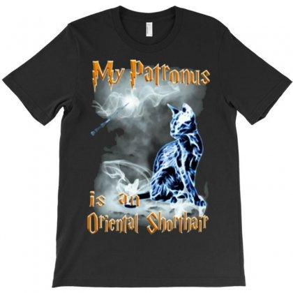Oriental Shorthair T-shirt Designed By Jafarnr1966