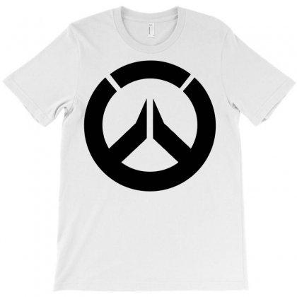 Overwatch T-shirt Designed By Jafarnr1966
