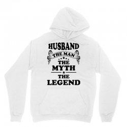 HusbandThe Man The Myth The Legend Unisex Hoodie | Artistshot